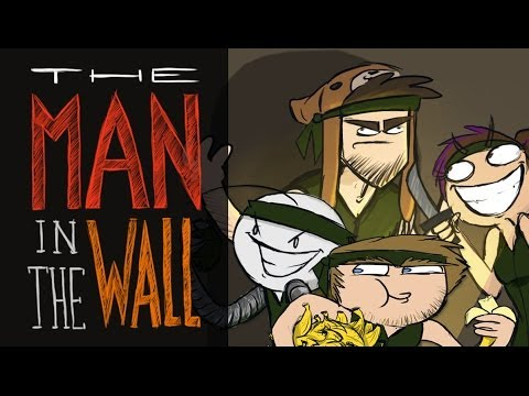 THE MAN IN THE WALL - Short FanAnimation
