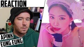 Apink - %%(Eung Eung) MV Reaction/Review