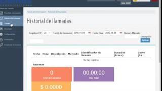 VoipSwitch Portal Cliente Nuevo