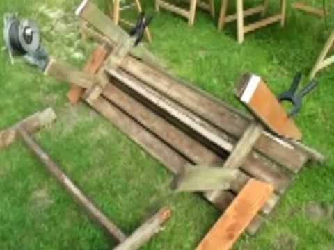 Gartenbank selber bauen youtube - Gartenbanke selber bauen ...