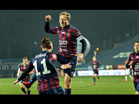 Pogoń Szczecin 3-0 GKS Bełchatów (KULISY)