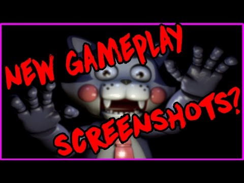 Five Nights At Freddys 3: New Gameplay Screenshots? Animatronics, Freddyland, Fake Images Debunked!