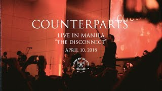 Counterparts - The Disconnect (Live in Manila)