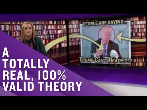 Download Lagu A Totally Real, 100% Valid Theory | Full Frontal with Samantha Bee | TBS MP3 Free