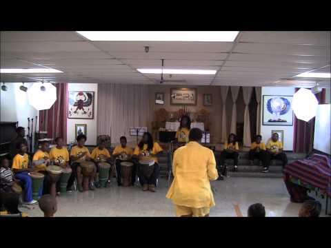 Ile Omode School, Libation Ceremony