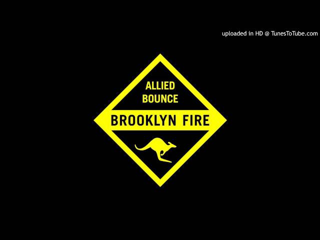 Eddie Deng - Touch The Ground feat. DJ Funk [Brooklyn Fire Records]