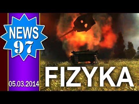 Wyniki Konkursu WG Oraz Najnowszy Film O Fizyce - NEWS - World Of Tanks