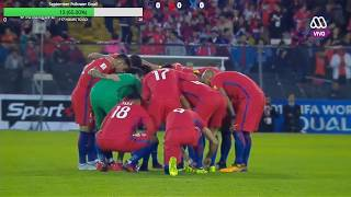 Chile vs Ecuador VIVO