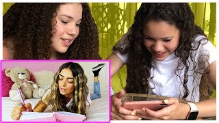 "Madison & Sierra REACT To ""Chance To Grow"" Music Video (Ashlund Jade)"