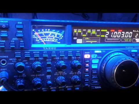 NH8S On 21 MHz CW