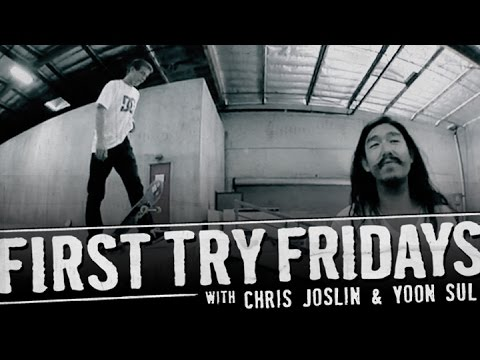 Chris Joslin - First Try Friday