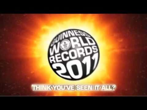 Meet The Record Breakers - GWR 2011 - Exploding with Thousands of New Records!