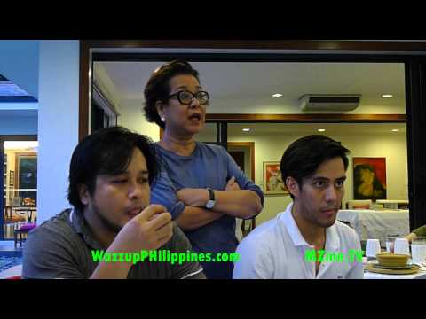 Hari Ng Tondo Cinemalaya 2014 Blogcon Part 1 video