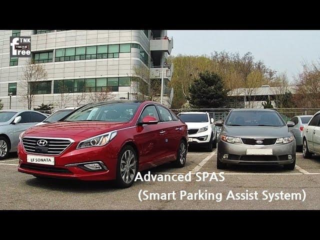 Hyundai Advanced Smart Parking Assist System - 2015 ...
