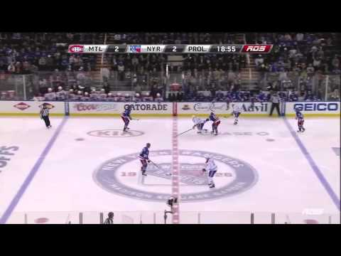 NHL Playoffs 2014 - ALL Playoff Overtime Goals