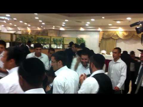 אלעד שער בהופעה בחתונה