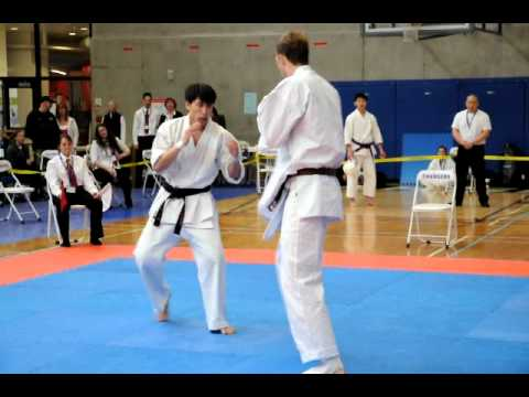 Local Kyokushin fight- Victoria Cup Image 1