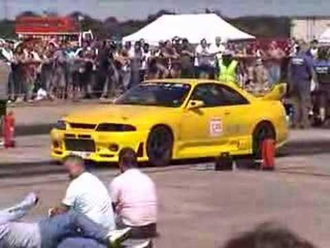 JUN Super Lemon RII Nissan Skyline GTR R33 #10