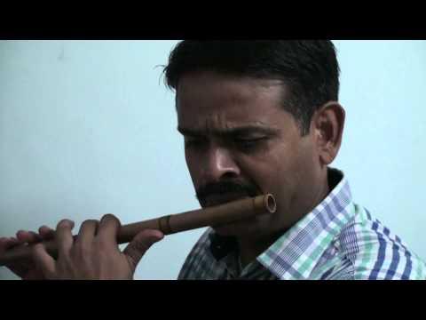 Mere Sapnon Ki Rani Aradhana - Flute Instrumental