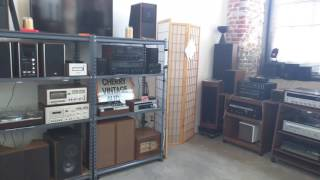 Cherry Vintage Audio Greenville South Carolina