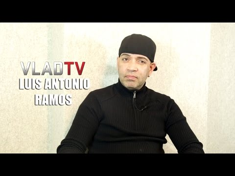 Luis Antonio Ramos: 50 Cent's Story Inspires a Lot on