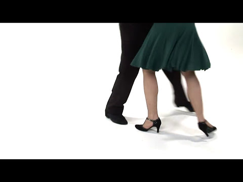 Vals: Giro con desplazamiento (10/11) - Academia de Baile