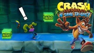 La Dificultad ha Sido Aumentada ! | Crash Bandicoot 2 #5  | Crash Bandicoot N. Sane Trilogy
