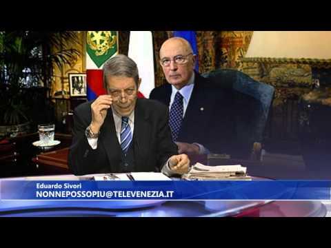 Quirinale, le dimissioni di Giorgio Napolitano
