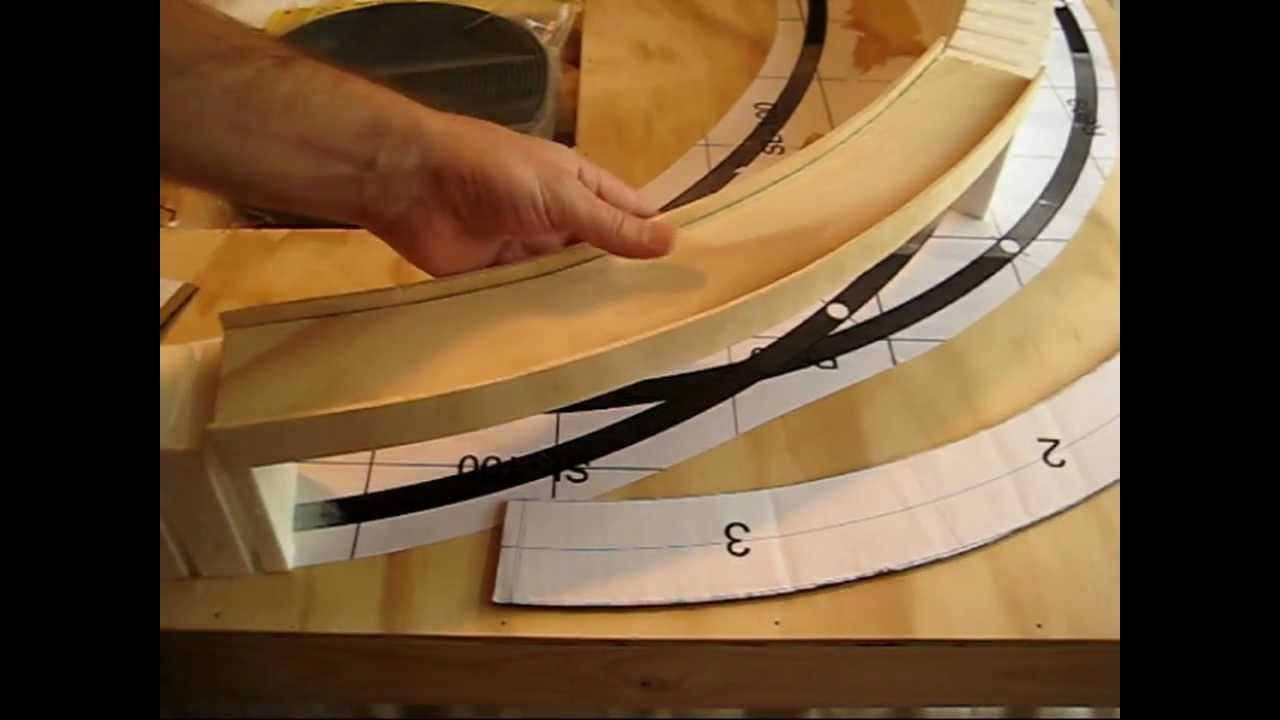 Building A Curved Wooden Bridge