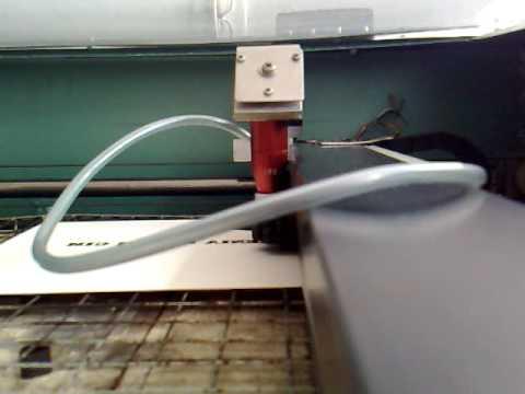 DIY CNC Laser