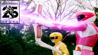 Power Rangers | Mighty Morphin Power Rangers Exciting Moments