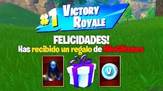 si me ganas te REGALO PAVOS en Fortnite! - Ganar Pavos GRATIS! (Fortnite Battle Royale)