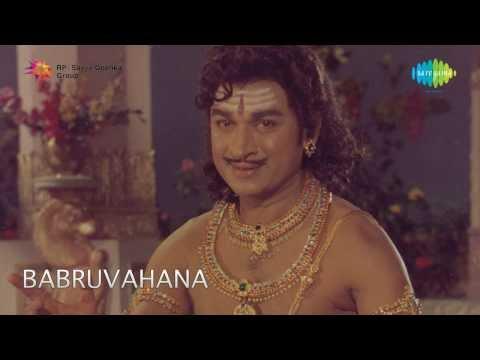 Babruvahana | Ninna Kanna Notadalle song
