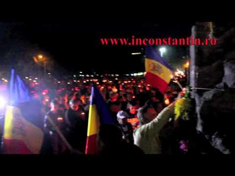 200 de ani de ocupație rusească au fost comemorați la Chișinău