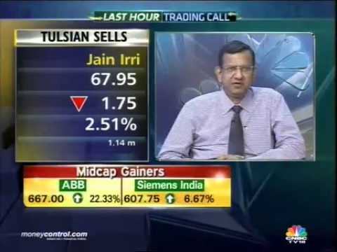 Short Jain Irrigation, Bharti Airtel: SP Tulsian
