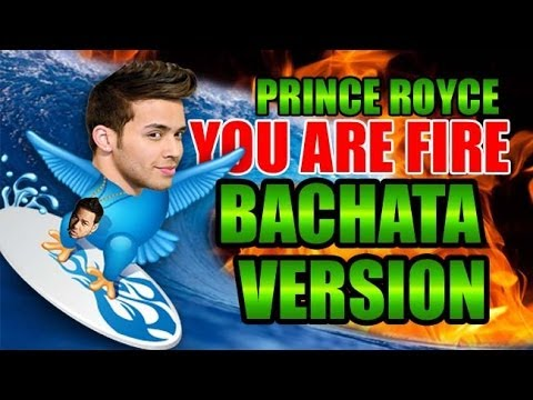 Prince Royce - You Are Fire