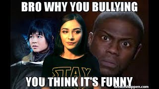 The Truth Behind STAR WARS Bullying
