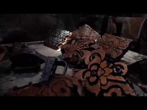 Batik Benang Raja - Video #1