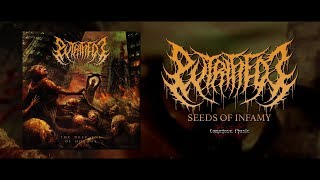 PUTRIFIED J - SEEDS OF INFAMY [OFFICIAL LYRIC VIDEO] (2019) SW EXCLUSIVE