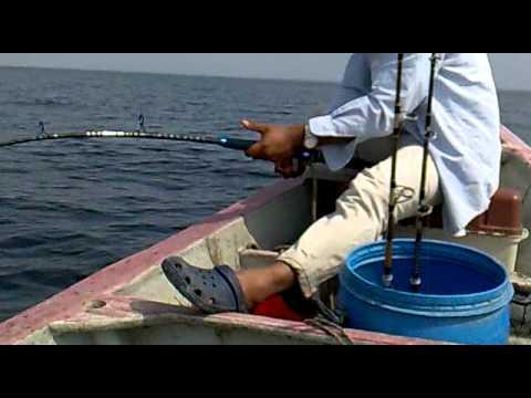 pancing tenggiri 6kg di kapal pecah bno