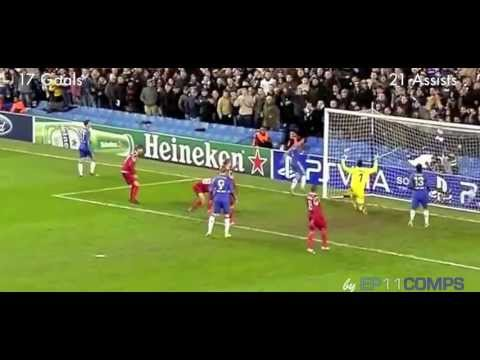 Eden Hazard - Alive - All Skills, Goals and Assists 2012/2013 HD