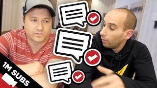 How Evan's Engagement Strategy Lead to 1M Subs!