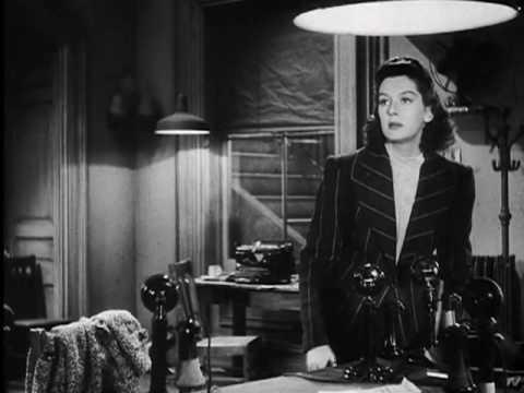 His Girl Friday (1940) - Trailer