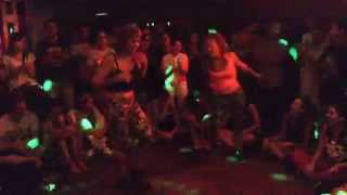 DANCEHALL BATTLE - JuLB vs La Jadeable - BLAAKOW Judge - Arena Argentina