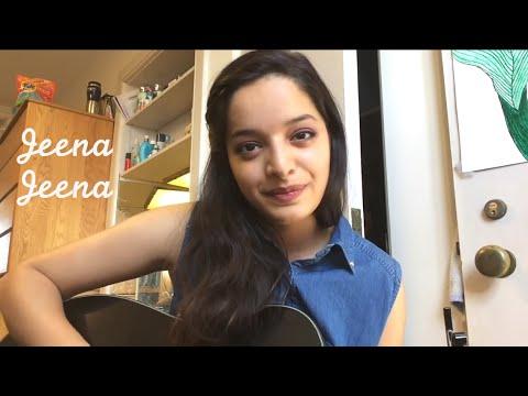 Jeena Jeena (Female Cover by Lisa Mishra) | Badlapur | Atif Aslam, Varun Dhawan, Yami Gautam
