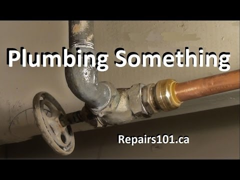 Plumbing Something