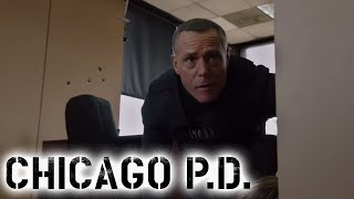 Voight And Ruzek Try To Stop A Bank Raid  | Chicago P.D.