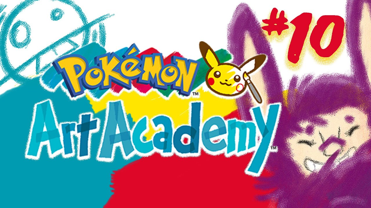 Pokemon Art Academy Art Pokémon Art Academy Ep10