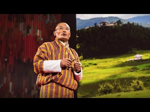 This country isn't just carbon neutral — it's carbon negative | Tshering Tobgay