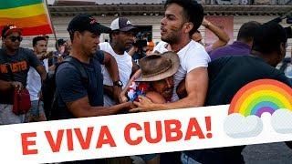 Cuba é linda e AMA o movimento LGBT